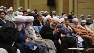 Puluhan Ribu Warga Iran Peringati 41 Tahun Revolusi Syiah
