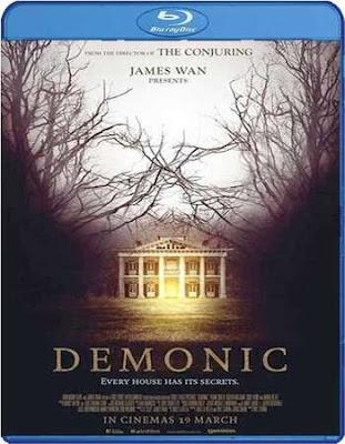 Demonic (2015) Dual Audio [Hindi – Eng] 720p BRRip ESub x265 HEVC 450Mb