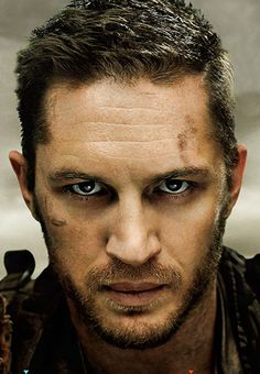 "Tom Hardy in ""Mad Max. Fury Road"""
