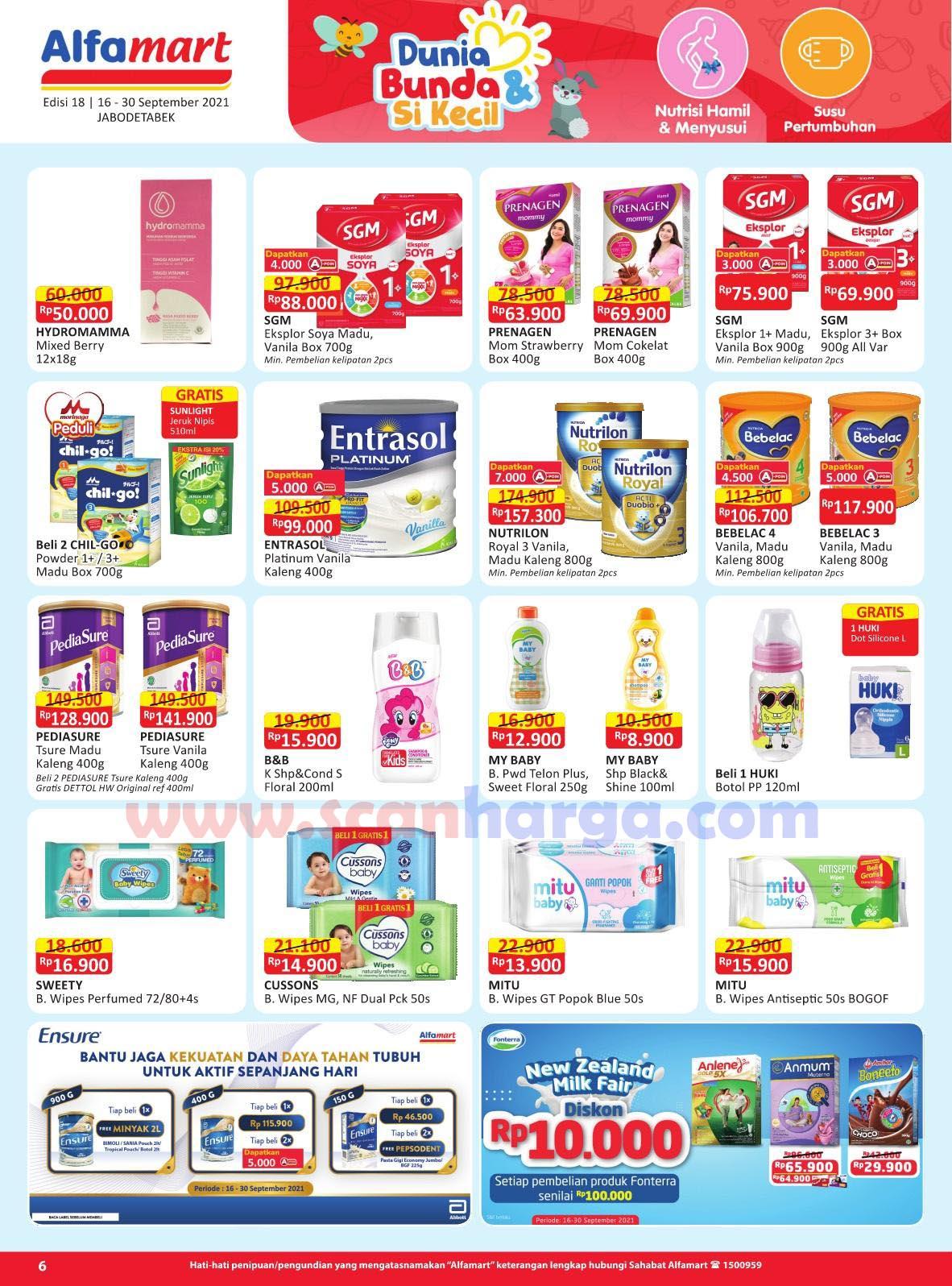 Katalog Promo Alfamart 16 - 30 September 2021 6