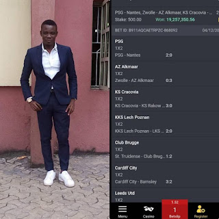 Man Won N19.2 million in Bet9Ja But Claims He is being Denied Payment