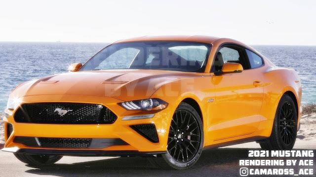 2021 Mustang