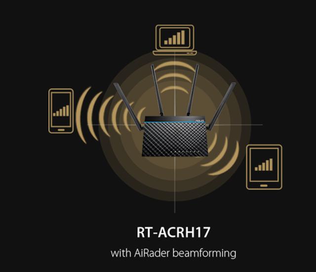 ASUS RT-ACRH17