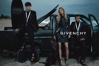 Givenchy Advertising Surfing