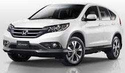 Honda New CRV Indonesia