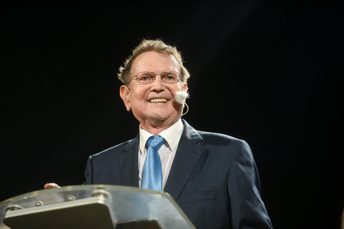 Remembering Evangelist Reinhard Bonnke: The Record-Setting Evangelist to Africa