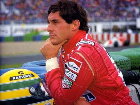 Senna, meu Herói sem Capa e Armadura!