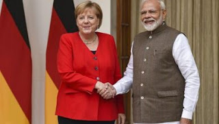 Germany launched Indo-Pacific Strategy with India