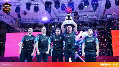 tim esports Grayhound dari Australia