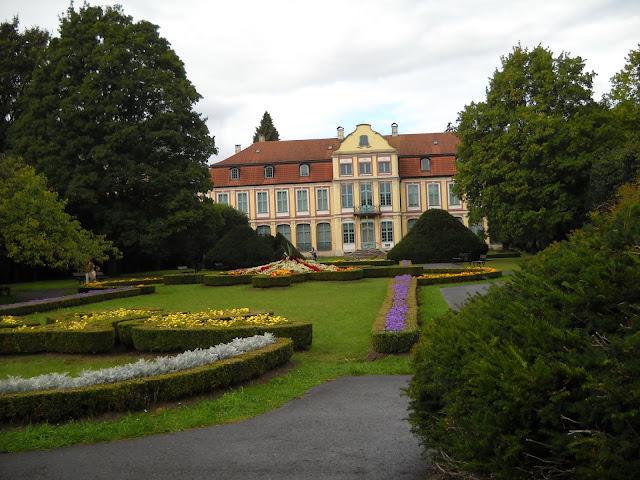 Gdansk Park Oliwski Moj Swiat