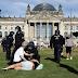 Protesti u Berlinu zbog koronavirusa: Povrijeđeno 45 policajaca