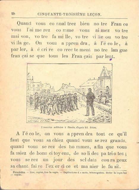 """""""Méthode de lecture, cours préparatoire, livret 2"""" Cuissard, 1900"""