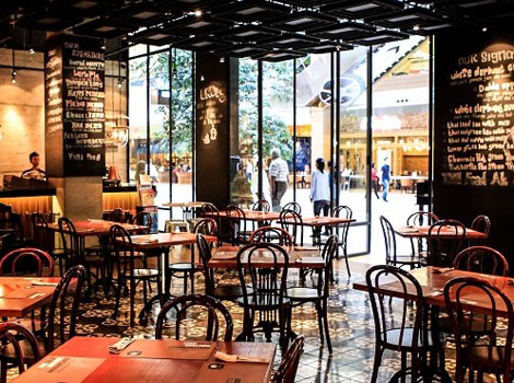 White Elephant, restoran, tempat makan, tempat makan di jakarta