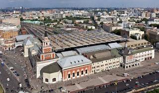 Terima Ancaman Bom, Polisi Rusia Evakuasi 3.000 Penumpang Kereta