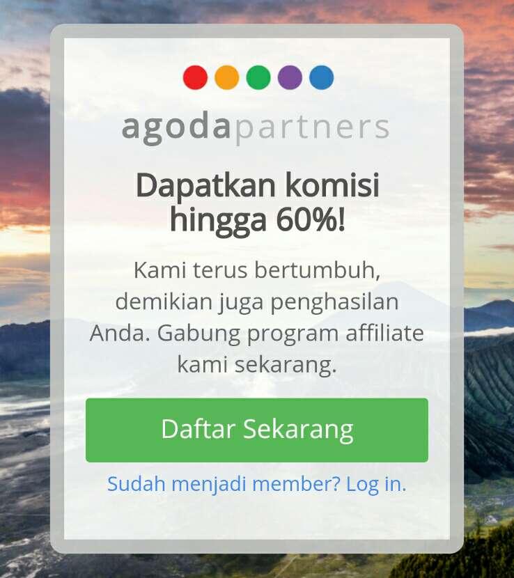 affiliate agoda indonesia