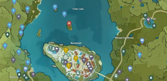 """تنزيل MapGenie: Genshin Impact Map Pro خريطة لعبة  """"Genshin Impact""""للاندرويد"""