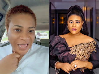 Actress Nkechi Blessing Slams Followers Who Accuse Her Of Doing 'Audio Giveaways'