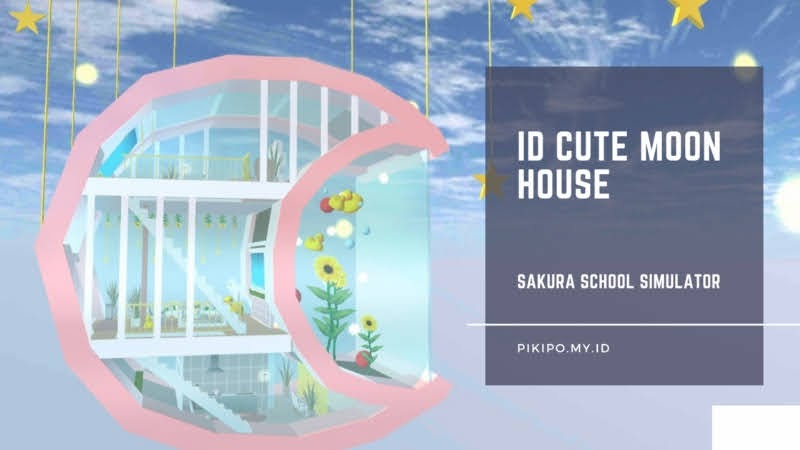 ID Rumah Bulan Sakura School Simulator