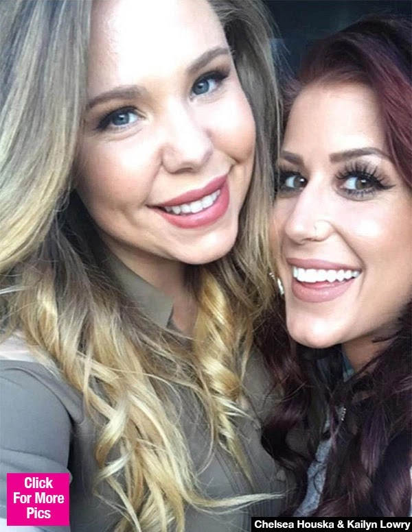'Teen Mom' Star Chelsea Houska Is 'So Excited' About Kailyn Lowry's Pregnancy