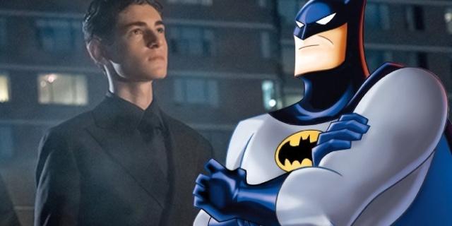 David Mazouz comenta sobre Batman en la temporada 5 de Gotham