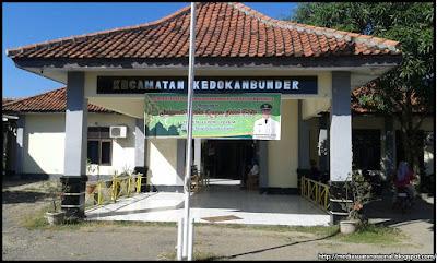 Profil Kecamatan Kedokan Bunder