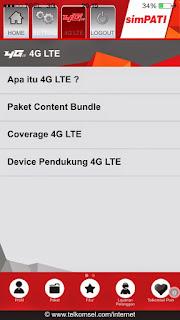 Step Cara Registrasi & Daftar Jaringan 4G LTE Telkomsel