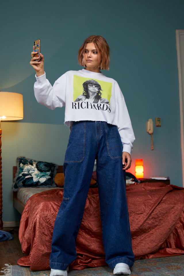 Moda mujer jeans invierno 2020.