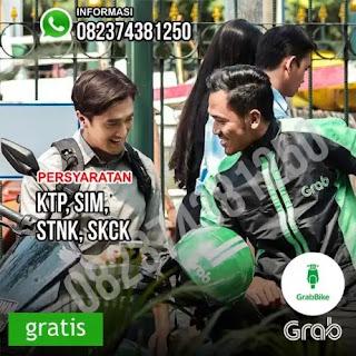 Pendaftaran Mitra Grab di Lampung