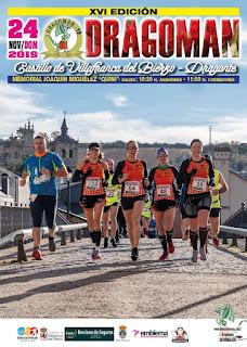 Carrera Dragoman 2019