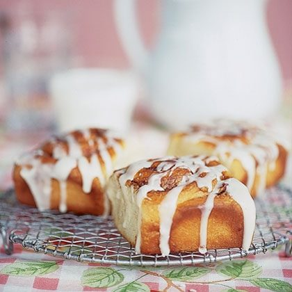 Sweet Cinnamon Rolls Recipe