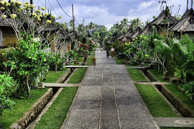 Inilah 3 Desa Terbersih Didunia, Salah Satunya di Indonesia