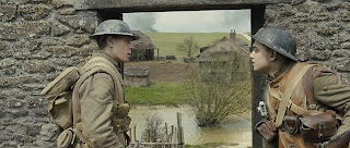 George MacKay, and Dean-Charles Chapman in 1917, a quick movie review