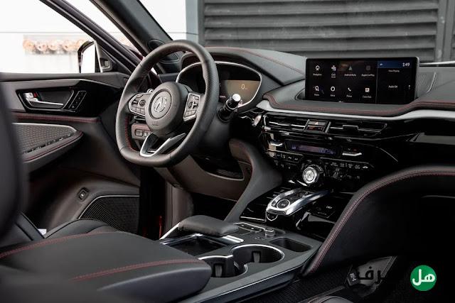 مواصفات و سعر سيارة 2022 Acura MDX