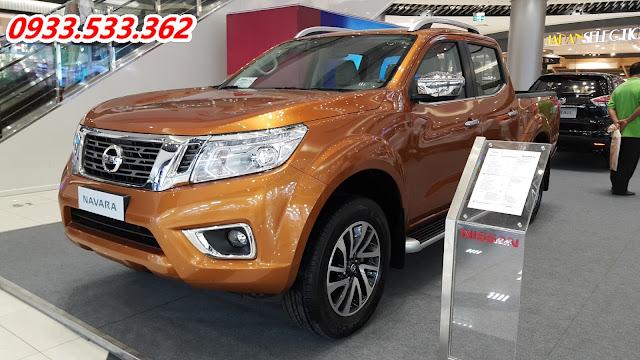 Xe bán tải Nissan Navara Giá Mới 2018 - Giá chỉ từ 625 triệu