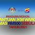 Permohonan Bantuan JKM RM500 Sebulan 2021
