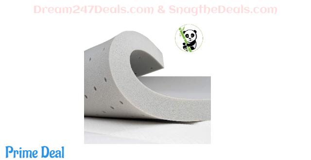 BedStory 2 Inch Gel Memory Foam Mattress 40% OFF