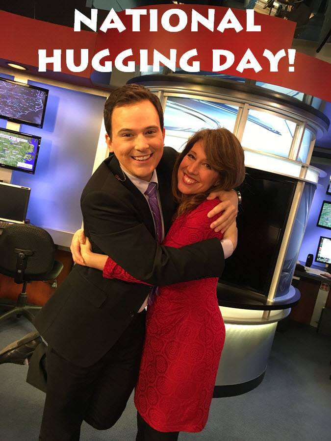 National Hugging Day Wishes Pics