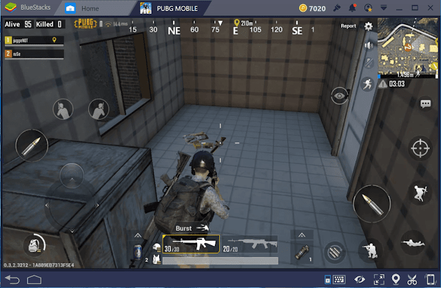 Looting PUBG Mobile