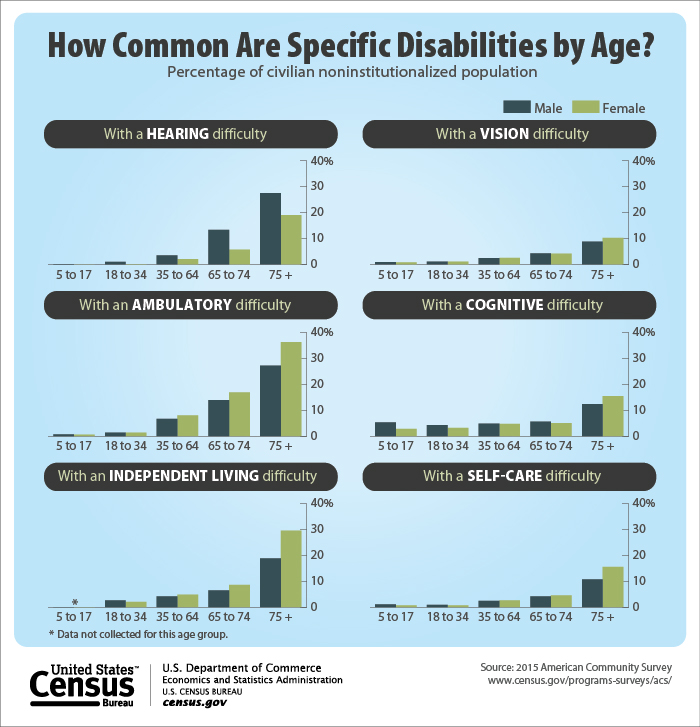 ability chicago info blog u s census bureau 2017 facts of americans with disabilities. Black Bedroom Furniture Sets. Home Design Ideas