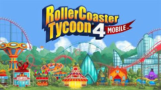 RollerCoaster Tycoon 4 Mobile v1.10.2 APK