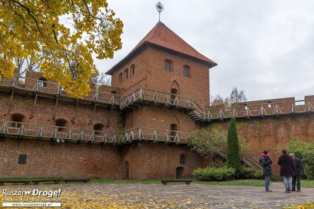 Frombork - Wieża Kopernika