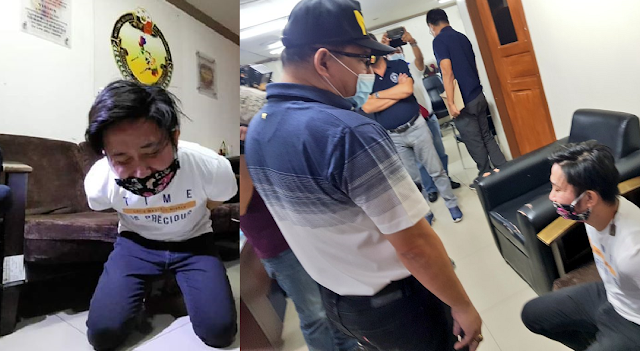 Teacher na nag-offer ng P50M reward sa papatay kay Duterte, arestado ng NBI