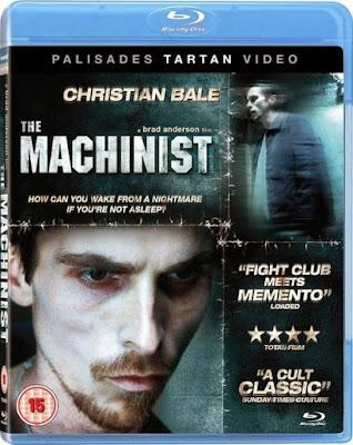 The Machinist (2004) 480p 300MB Blu-Ray Hindi Dubbed Dual Audio [Hindi – English] MKV