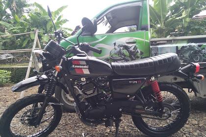 Sssttt... Kata salesnya, saya pembeli pertama motor ini di wilayah Barlingmascakeb