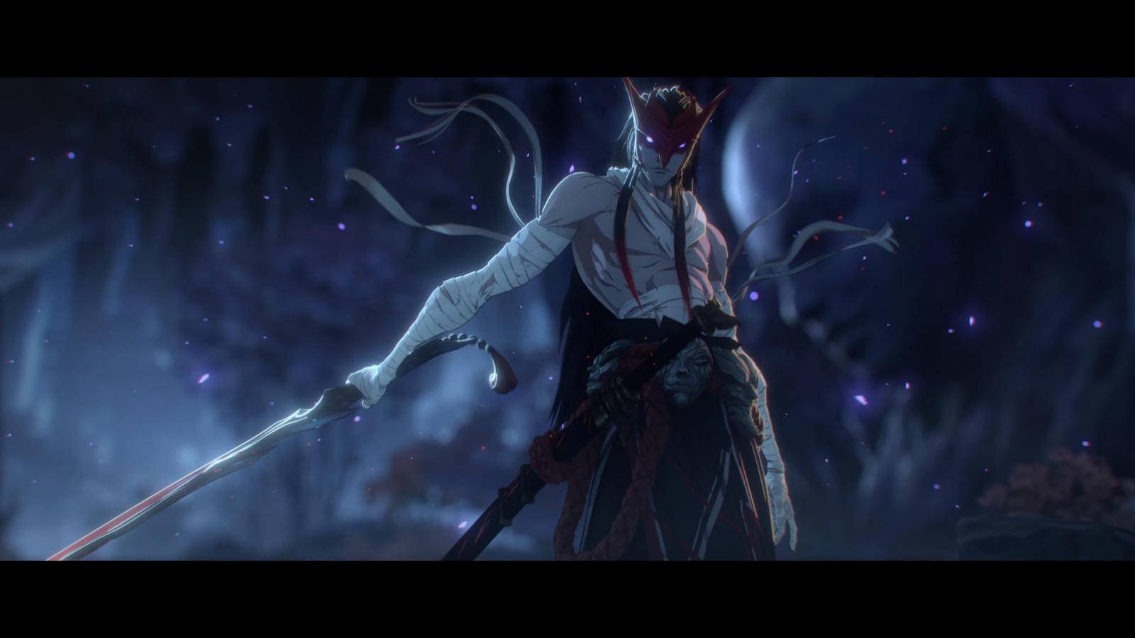 League of Legends Yone - Kin of the Stained Blade | Spirit Blossom 2020 Cinematic