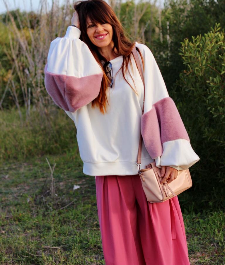 Sudadera Felpa Zara, Tendencias 2017, Spring 2017, Zara, Superventas, Must have, Streetstyle, Guardmar del Segura