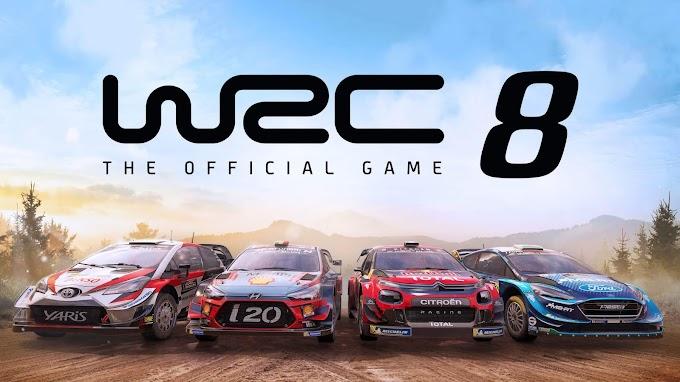 WRC 8 FIA World Rally Championship İndir
