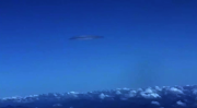 Stealth UFO Spotted Over China?