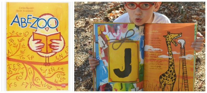 los mejores libros informativos para niños, libros conocimientos abecedario