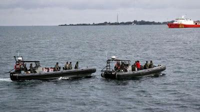Kesaksian Warga Pulau Lancang Saat Sriwijaya Air Jatuh: Rumah Bergetar